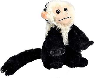 Wild Republic Capuchin Plush, Stuffed Animal, Plush Toy, Gifts for Kids, Cuddlekins 20cm