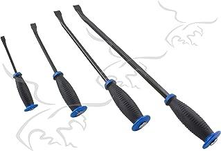 4 Palancas de mecánico chapista para enderezar carrocerías y chapa