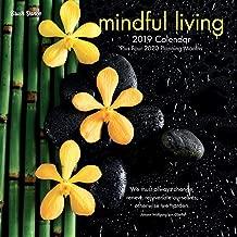 Mindful Living 2019 Calendar