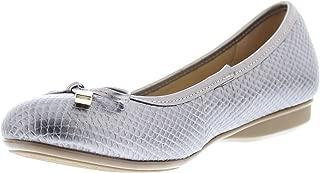 Malorie Womens Comfortable Memory Foam Ballet Flat Shoe,Work Comfort Dress Flats Low Wedge Pump for Women