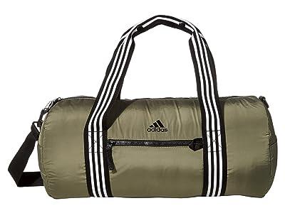 adidas Vfa Roll Duffel (Legacy Green/Black) Duffel Bags