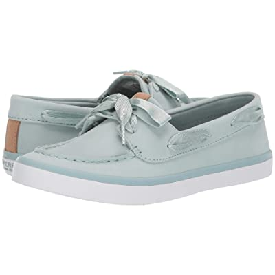 Sperry Sailor Boat Leather (Mint) Women