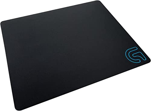 Logitech G 943-000095 40 Cloth Gaming Mouse Pad, 340 x 280 mm, Thickness 1mm, For PC/Mac Mouse - Black