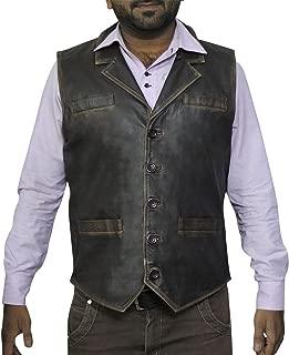 Cullen Bohannon Hell Mount Leather Vest