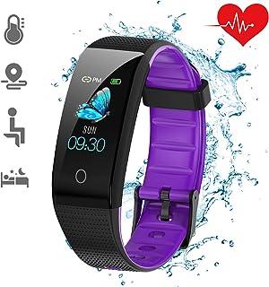 DKSPORT Fitness Tracker HR, Activity Tracker Watch with...