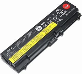 DJW 10.8V 57WH 55+ Laptop Battery for Lenovo ThinkPad and IBM ThinkPad Notebook Series
