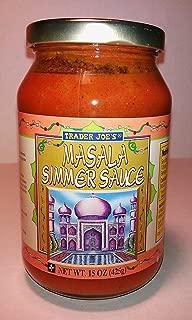 Trader Joe's Masala Simmer Sauce