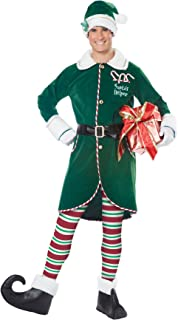 California Costumes Men's Workshop Elf Adult