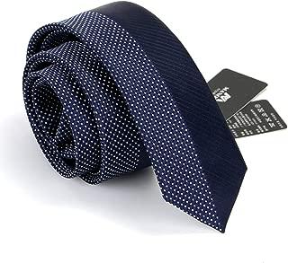 Men's Neckties 2.17 Inches Slim Ties for Men
