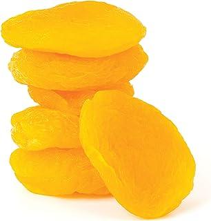 Gramas Extra Jumbo Turkish Apricots in Resealable 2 lb. Bag, Vegan, Gluten-Free, Healthy Snack, Non-GMO, No Added Sugar (3...