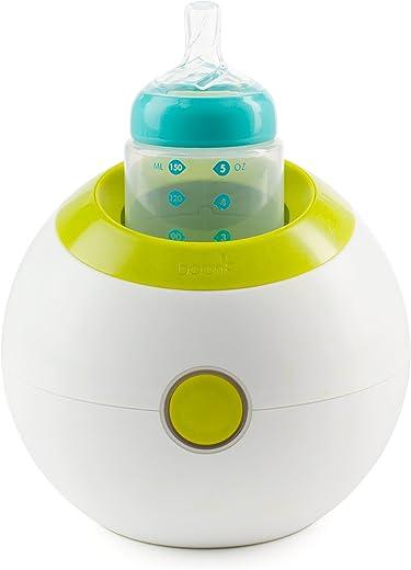 Boon Orb Baby Bottle Warmer, Green