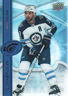 2017-18 Upper Deck Ice Hockey #29 Dustin Byfuglien Winnipeg Jets