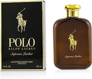 Polo Supreme Leather by Ralph Lauren for Men Eau de Parfum 125ml