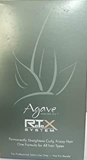 Agave ReTeX Hair Strengthening System