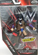WWE Elite Collection WWE Network Spotlight Finn Balor Exclusive Action Figure (With Chainsaw)