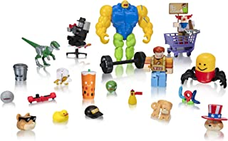 Roblox Action Collection - Meme Pack Playset [Includes Exclusive Virtual Item]