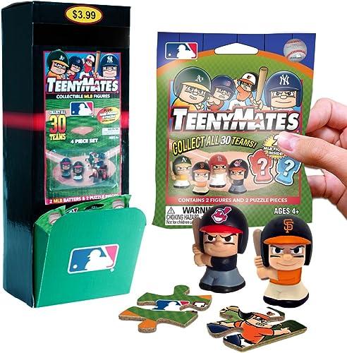 MLB Teenymates The Party Animal Series 1 Gravity Feed Box