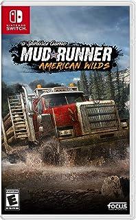 Mudrunner - American Wilds Edition - Nintendo Switch