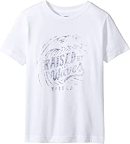 VISSLA Kids - Slammed Short Sleeve Tee (Big Kids)