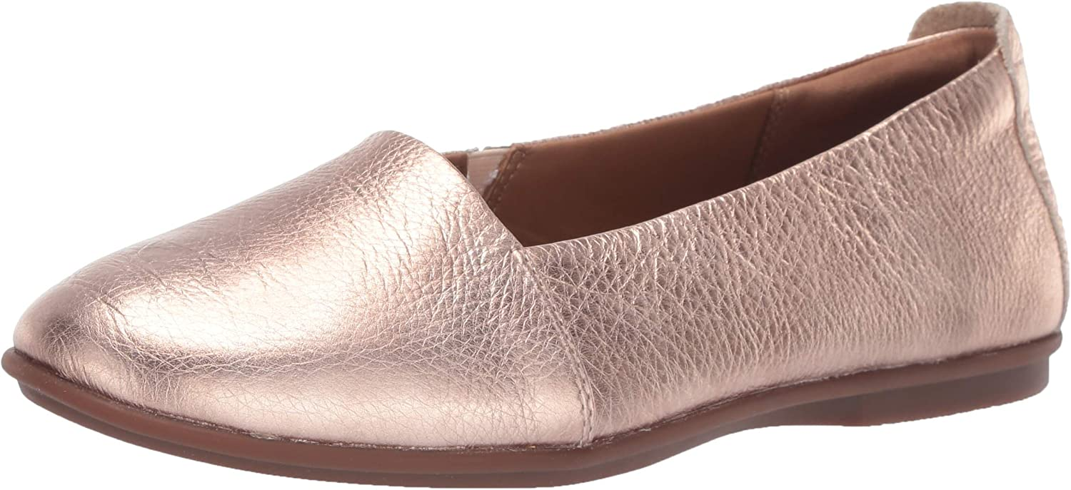 Clarks Women's Un Coral Fees free Flat Step New Shipping Free Shipping Ballet