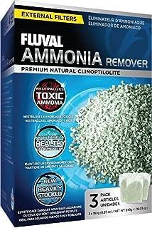 Fluval Ammonia Remover Nylon Bags, 180 g (Pack of 3)