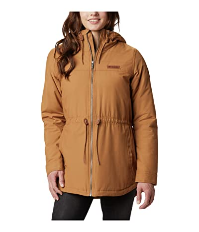 Columbia Chatfield Hill Jacket (Elk/Shark) Women