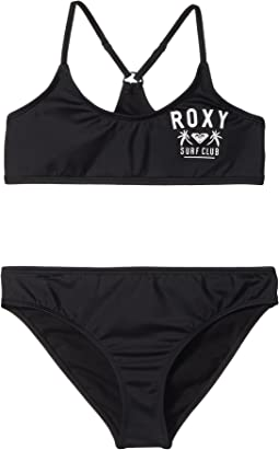 Roxy Kids - Need the Sea Athletic Set (Big Kids)