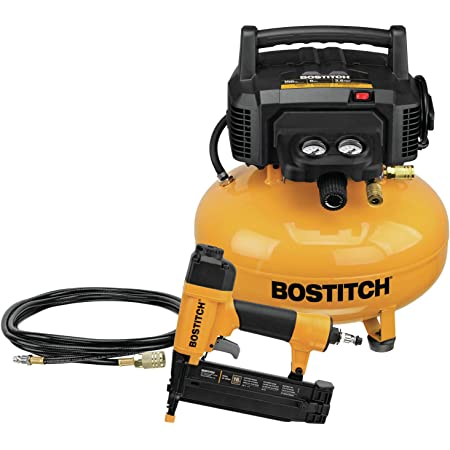 "Bostitch 18 Gauge 2/"" Brad Nailer USED SB1850BN"
