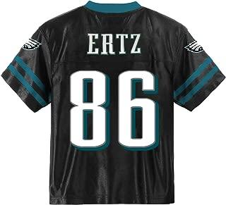 Outerstuff Zach Ertz Philadelphia Eagles #86 Black Youth Alternate Player Jersey