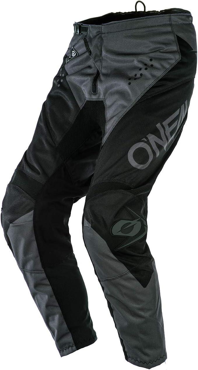 O Neal Element Racewear Mx Dh Mtb Pant Hose Lang Grau Schwarz 2020 Oneal Größe 30 46 Auto