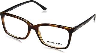 3208f43ce92 Michael Kors 0MK8013 Optical Full Rim Rectangle Womens Sunglasses