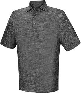 FootJoy Men's Lisle Space Dyed Self Collar Shirt