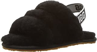 UGG Kids' T Fluff Yeah Slide Sandal