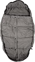 Mountain Buggy Fleece Stroller Sleeping Bag, Flint