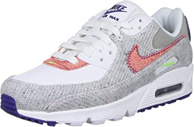Nike Men's Shoes Air Max 90 Recycled Jerseys Pack CT1684-100 (M