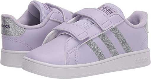 Purple Tint/Matte Silver/Footwear White