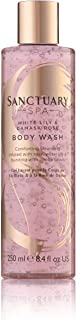 Sanctuary Spa Shower Gel White Lily and Damask Rose Body