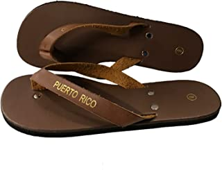 Puerto Rico Sandals Brown
