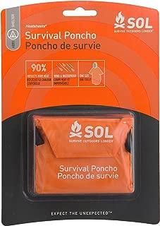 SOL(ソル) サバイバルポンチョ 12515
