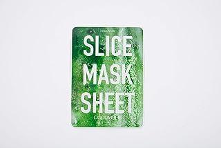 Kocostar Cucumber Slice Mask Sheet, 2 stuks (2 x 1 stuks)