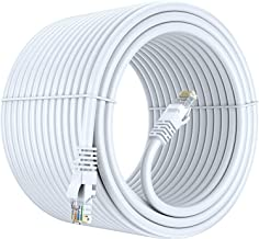 FEDUS High Speed RJ45 cat6 Ethernet Patch LAN Internet Network Computer Cable Cord High Speed Gigabit Category 5E STP Wire...