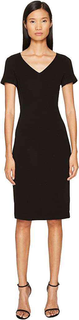 ESCADA Sport - Dorondi Short Sleeve V-Neck Dress