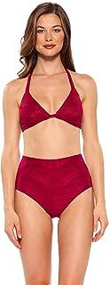crochet halter bikini pattern
