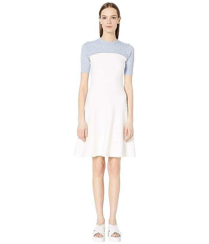 Sportmax Alida Dress (White) Women