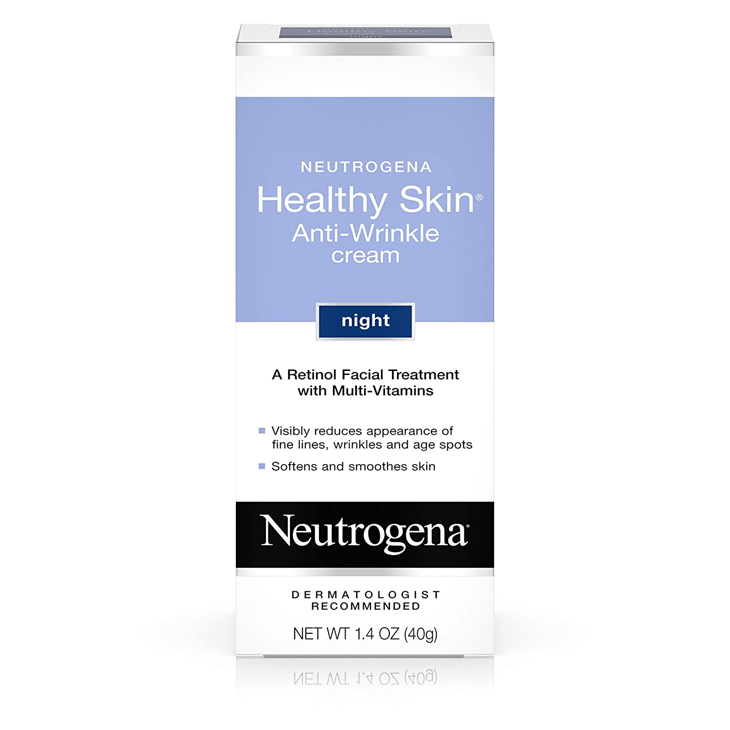 量関係する休暇Neutrogena healthy skin anti wrinkle cream, original formula - 1.4 oz (並行輸入品)
