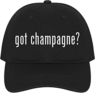 The Town Butler got Champagne? - A Nice Comfortable Adjustable Dad Hat Cap