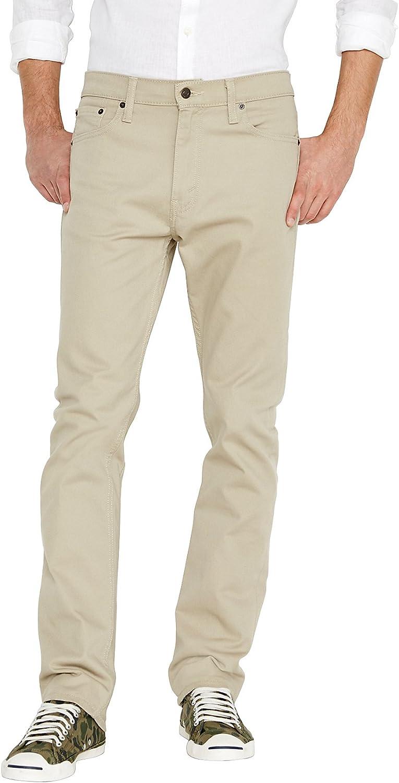 Levis 513 jeans rectos delgados para hombre