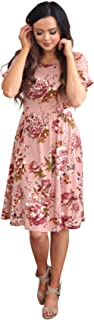 Best modest floral print dresses Reviews