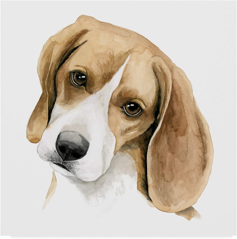 Trademark Fine Art Humans Best Friend III by Grace Popp, 14x14