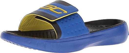 Under Armour Men's Curry IV Slide Sandal